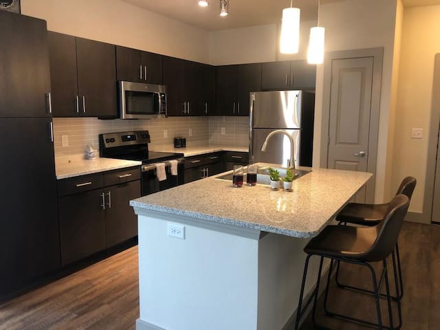 Newly Furnished 1 Bed Apt Near Downtown Ft. Worth