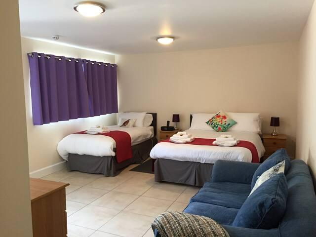 Glendullan bedroom