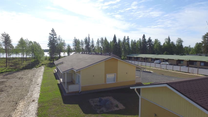 Lapland Koivusto Apartment,  A 4 - Ranua - Reihenhaus