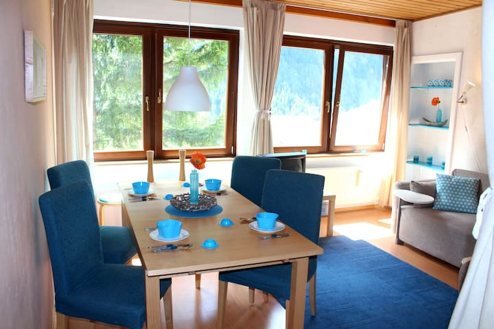 Berghaus Glockner, Apartment with mountain view - Heiligenblut - Flat