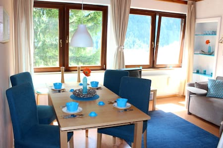 Berghaus Glockner - apartment with mountain view
