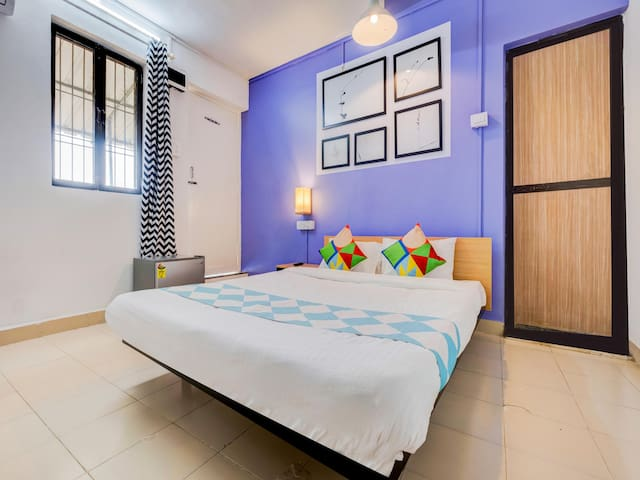 OYO Super Specious &  Pleasant 1BR Abode in Dabolim, Vasco Goa
