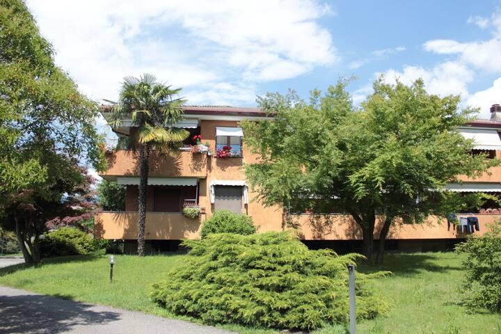 appartamento sul Lago Maggiore