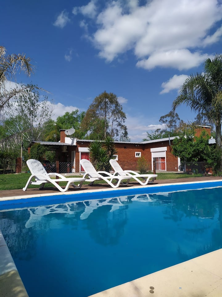 Casa en barrio cerrado a 15 minutos de Rosario