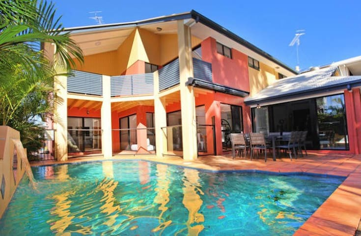 Beautiful Alex beach granny flat - Alexandra Headland - Guesthouse