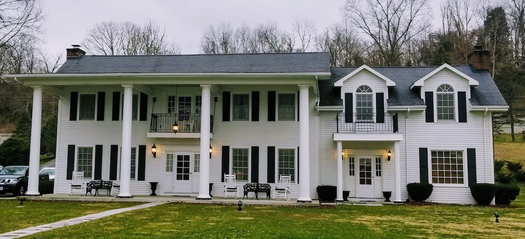 Historic Ohio River House