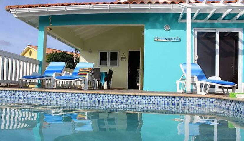 CAS BON BINI - Ferienhaus mit Pool - Bisento - Casa