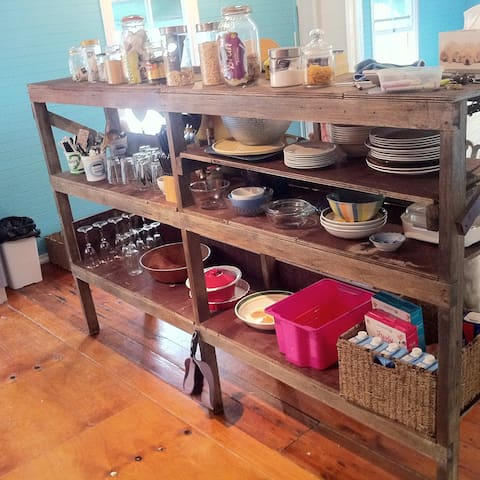 Kitchen Storage Shelf