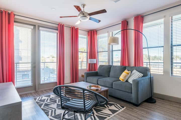 WanderJaunt | Calico | 1BR | Tempe