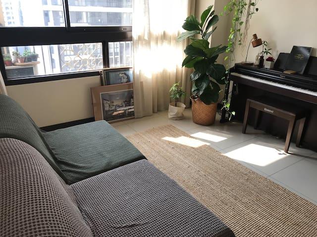 Mimi Home 陽光、空氣、水 與 植物 的舒適小窩