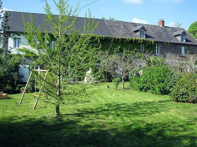 Rural gîte Cidre for 2 -4 guests - Gavray - Apartment