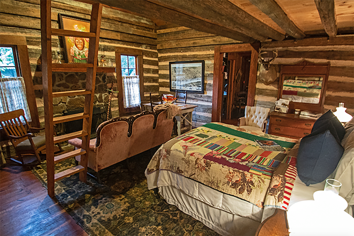 Old Washington Farm Stay-175 Yr Old Historic Cabin