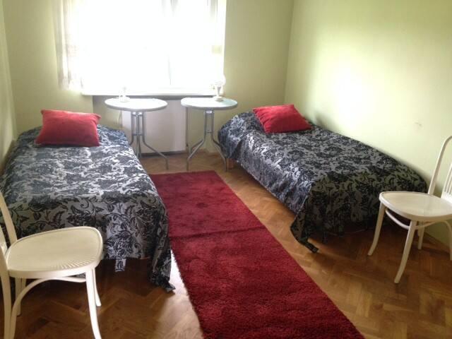 Stodoła Hostel - Poznań - Szeregowiec