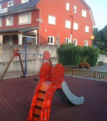 Habitaciones con baños privados - La Coruña  - Rumah