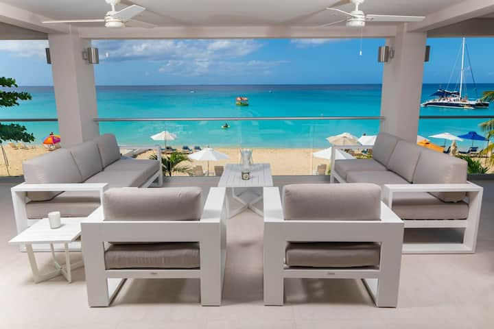 Beachfront Luxury Condo - The One at St. James