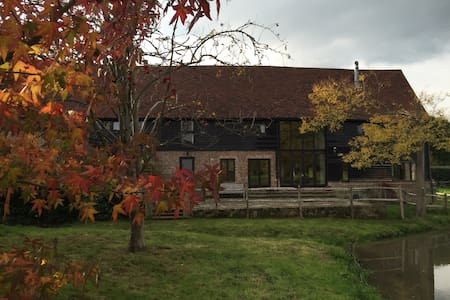 The Long Barn - Kent - Hus