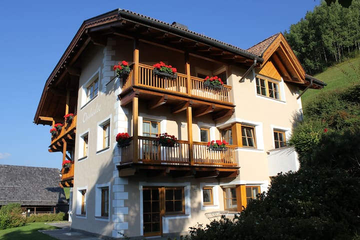Apartment Orchidee-a magic place in St. Christina - Santa Cristina Valgardena - Huoneisto