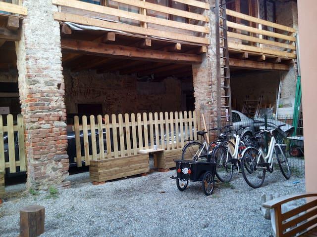 Appartamento zona laghi - Mercallo