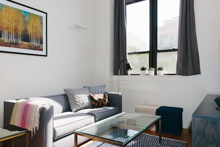 Sunny & Modern + Roof Deck & Gym! - Brooklyn - Apartment