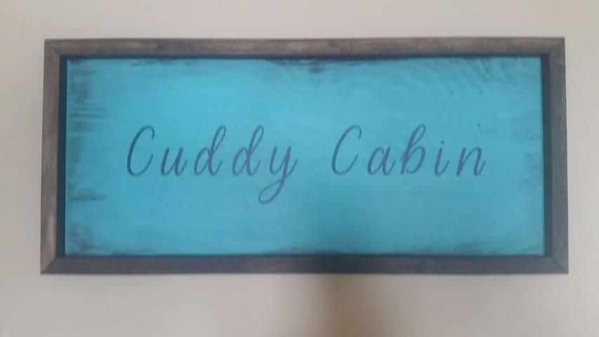 The Cuddy Cabin