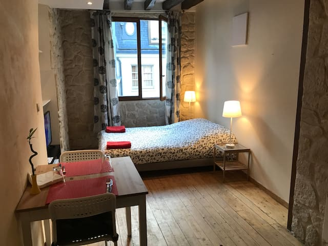 Lovely studio in the Heart of Le Marais