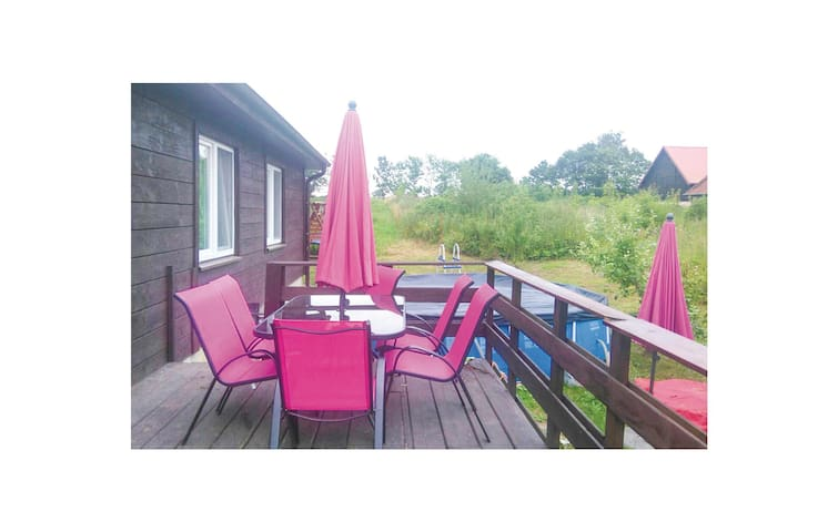 Holiday cottage with 3 bedrooms on 103m² in Sorkwity