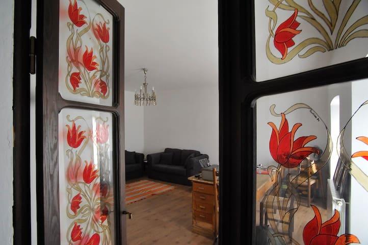 4tea4 House. Nel borgo storico di Romano Canavese - Romano Canavese - Lägenhet