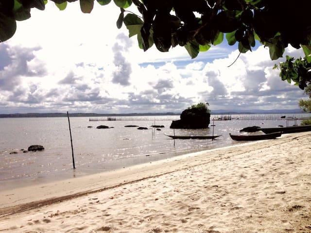 Aconchego baiano na Península de Maraú - Taipu D.