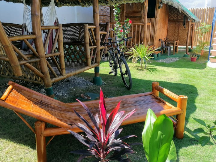 Astillo's Guest House #bamboo inn