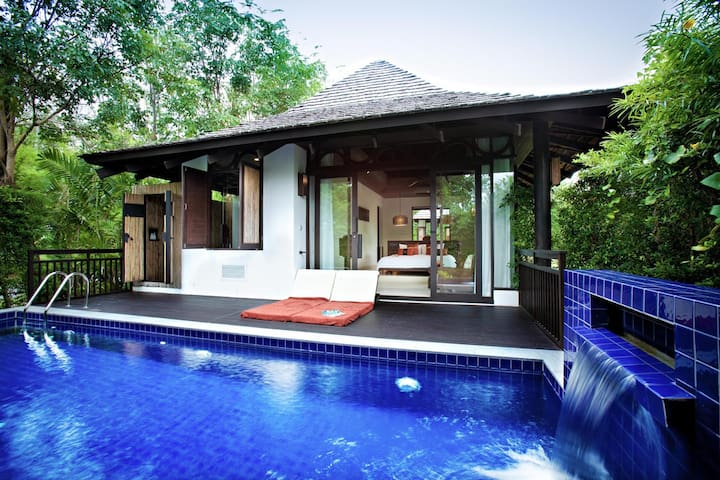 Luxury Thai Style Villa with Private Pool