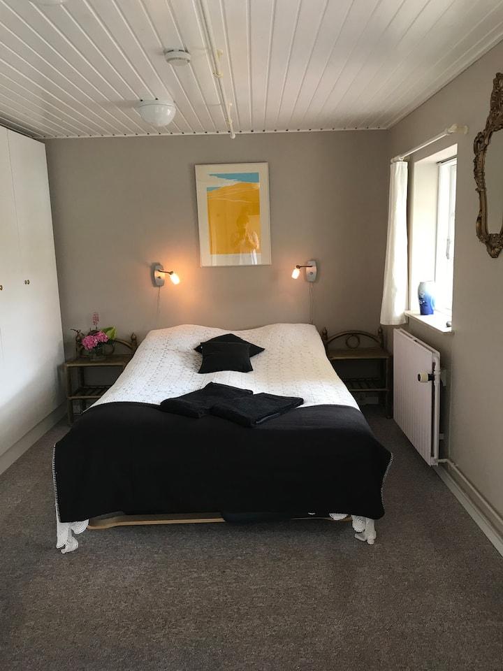 Lille dobbelt værelse - Ålbæk Oasen