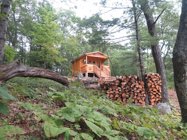 Algonquin Cabin Experience - No Neighbors!