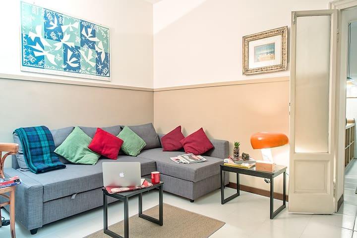 Milan city center-quiet flat in the heart of Brera