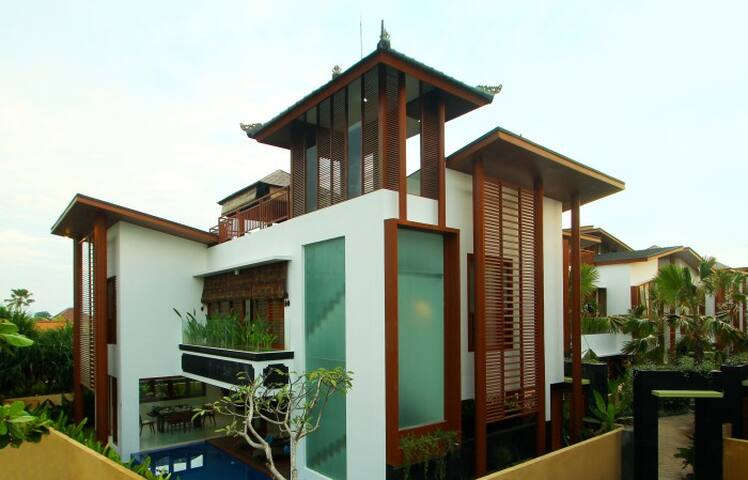 Papillon Garden Villa by HIM- 2BR - South Kuta