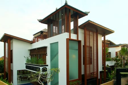 Papillon Garden Villa by HIM- 2BR - South Kuta - Casa de camp