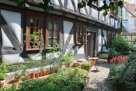 Komfortable & moderne FeWo Alte Pfarre Gudensberg