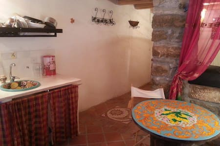 Ethnic and romantic home in Alcantara Valley