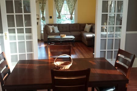 Cute 2 Bdrm House Off I-85 Kid & Pet Friendly WiFi - Salisbury