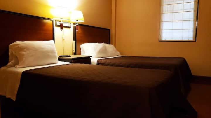 Habitacion confortable en San José 102