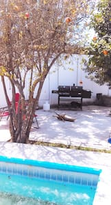 Nice and quiet house with pool - Tequisquiapan