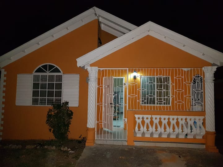 2 bedroom house in secured  gated community