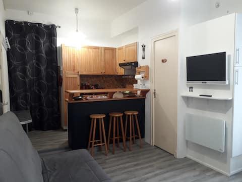Appartement centre ville, 4/6 pers. avec WIFI