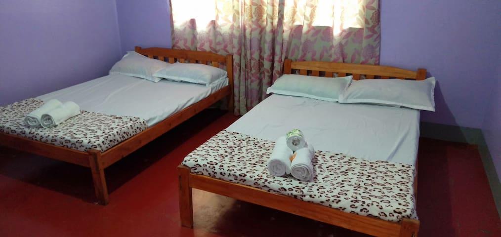 SBNB Lavender room