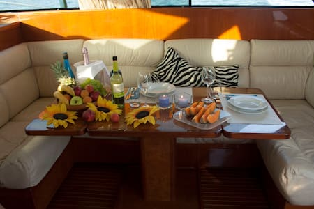 Yacht 12 mt Boat and breakfast La Spezia - La Spezia