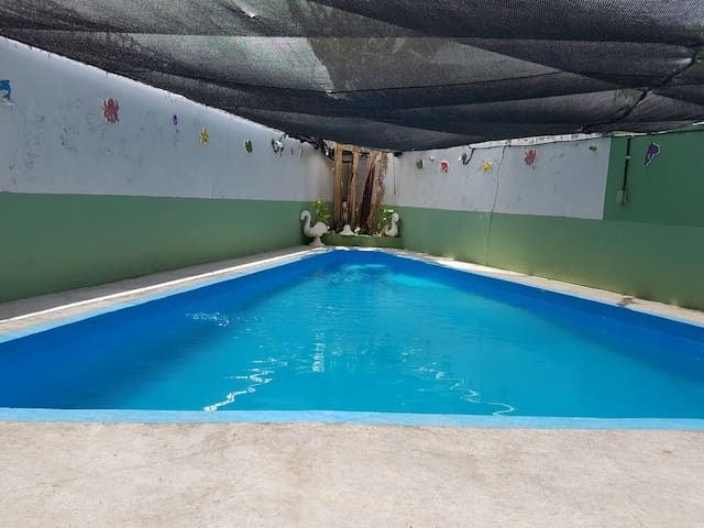 Apartment with Pool - La Ceiba - Appartement