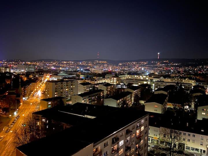 Modernes Apartment S-West / Job, CityTrip, Studium