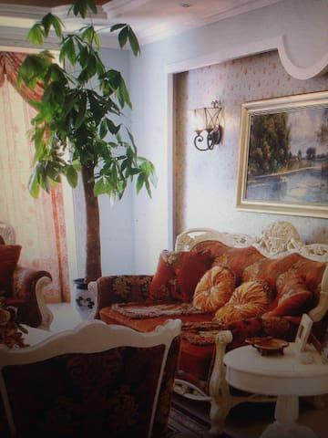 Retro Art Apartment - Washington - Appartement