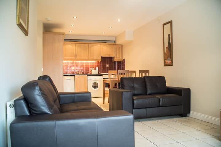 Spacious 3 Bed Apartment in Galway City