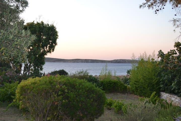 Villa Irene by the Sea - Paros - Ev