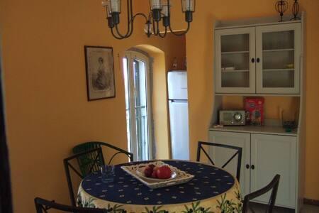 Casa panoramica a Castellaro - Apartment